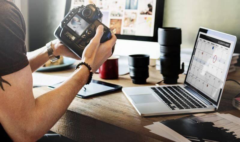 دورة تصوير ومونتاج الفيديو