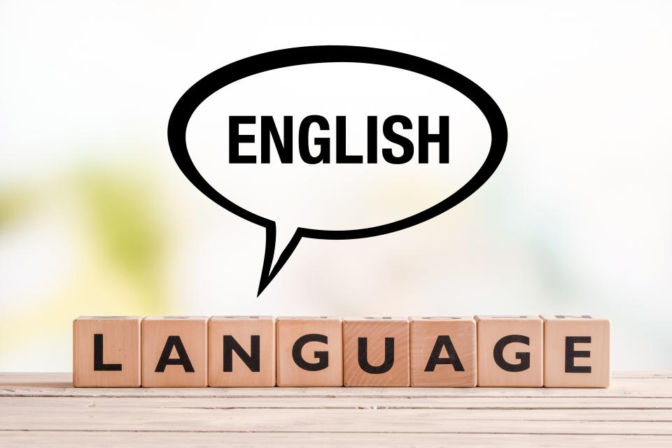 معهد لغة إنجليزية