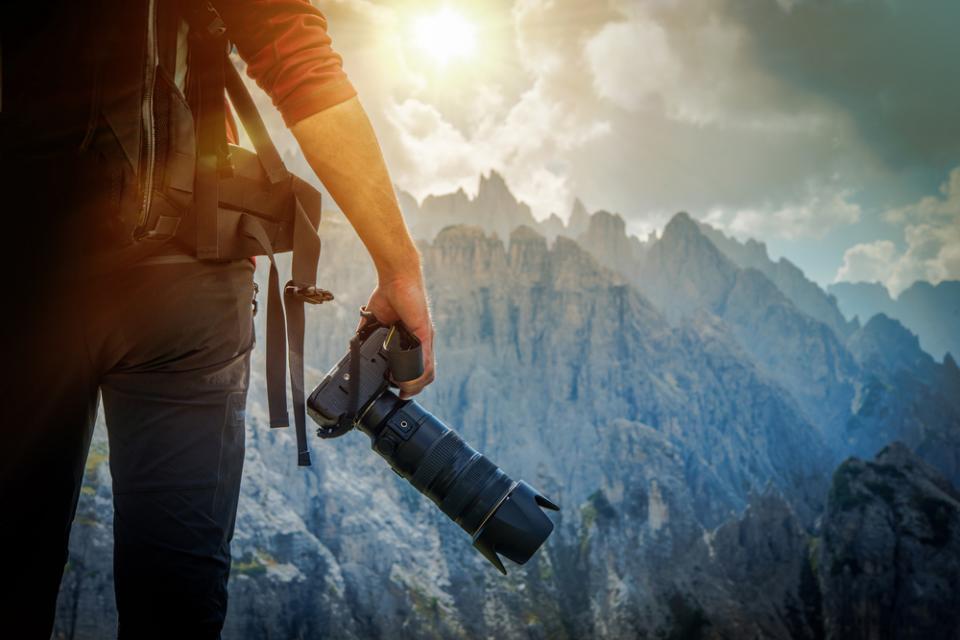 دورة التصوير الفوتوغرافي، أنواع التصوير الفوتوغرافي